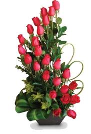 eaef29f0aad30 Foto de Caracol de 25 rosas Importadas