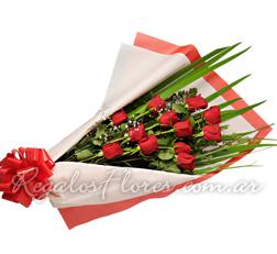 3f811e0e2a48b Foto de Ramo de 36 rosas importadas